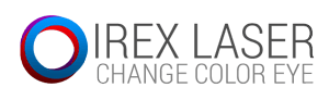 IrexLaser permanent eye Color change technology